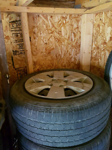 """Tires 17"""" and 15"""""""