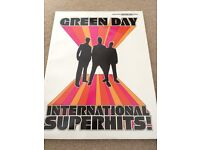Green day guitar tab International Superhits