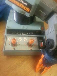 Vintage Radio Shack Armatron Toy