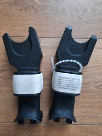 Bugaboo Cameleon Adaptors for Maxi-Cosi Car Seat