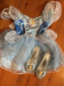 Disney Cinderella dress size XS (2-4)