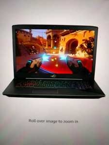 New Asus Rog Strix Super Gaming laptop worth ;1510$ plus tax
