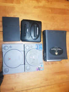 Untested game consoles