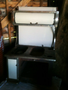 Antiques  stove