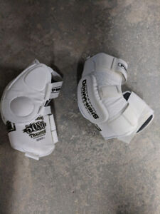 Mens Hockey Large Elbow Pads