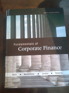 Fundamentals of Corporate Finance, Eight Canadian Edition