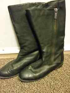 Leather Lined Boots