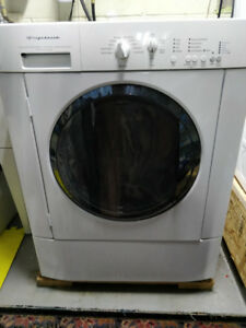 Fridgidair front load washer