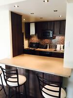 Renovated 3 1/2 with interior parking westmount/ndg/cdn