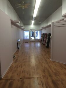 Commercial space for Rent.