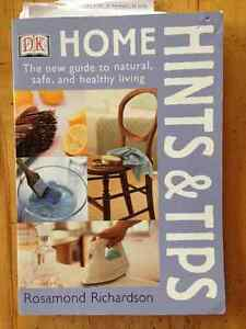 """Home Hints & Tips"""