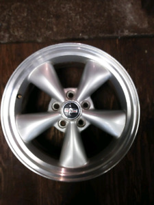 17 inch mustang rims