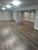Open Concept Basements Installed Here FROM $10/sqft Labor Only!