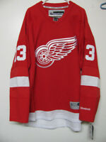 OFFICIAL DETROIT RED WINGS HOCKEY JERSEY ADULT/YOUTH NWT DATSYUK