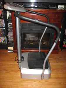 CRAZY FIT MASSAGE WORK OUT EXERCISE MACHINE STATE OF THE ART ! Cambridge Kitchener Area image 6
