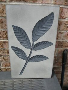 Outdoor Metal Art for Deck or fence