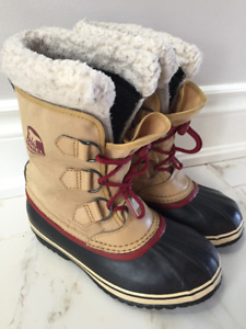 Boys Sorel Winter Boots