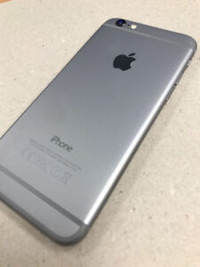 Trading iPhone 6 space grey (good condition)