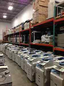Refurbished Copiers and large format