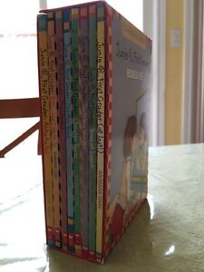 Junie B Boxed Set Books – Barbara Park 8 Books