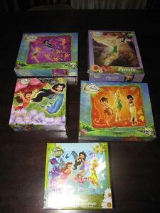 8 -- Children Puzzles (100 - 150pc)