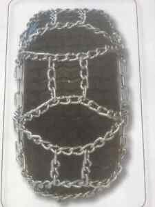 LOOK >>> New Tire Chains For Tractors, Graders, Skylifts, Ect.