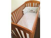 Mammas and papas fern nursery set