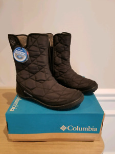 Womans Columbia Winter Boots