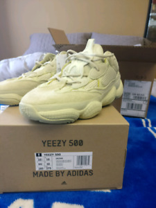 Yeezy 500 Supermoon Yellow - 10.5