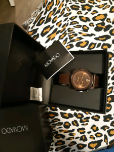 Movado men's watch Brand new