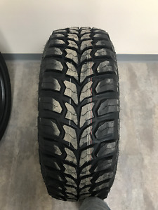 285/70R17LT brand new Crosswind MT tires