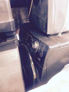 Refrigerateur, laveuse secheuse defectueux