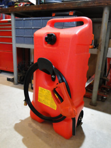 53L FlonGo Duramax Wheeled Gas Container