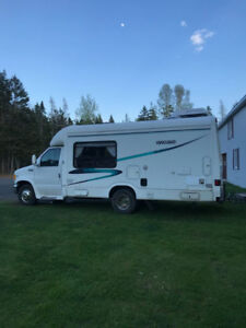 1999 Vanguard motorhome Ford 350 superduty V10