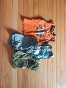 Boy clothes size 2/3, size 4 and size 5/6