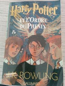 Harry Potter- Et L'Ordre du Phenix