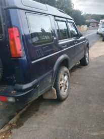Land rover td5 2003