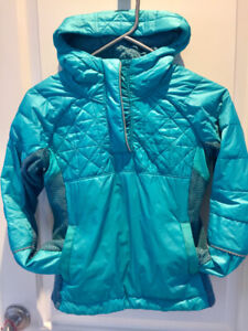 Ivivva Girls Up to Snow Good Pullover Size 8