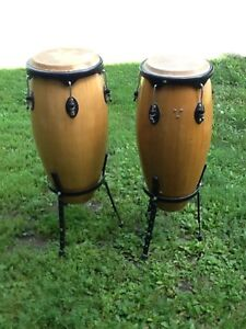 Congas drums
