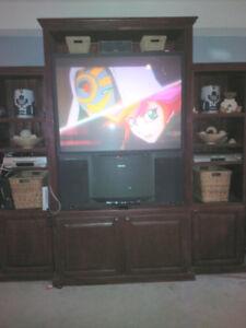 "50"" Rear Projection TV"