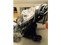 Phil & Ted's two-seater pram or stroller