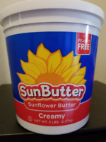 Sunbutter- Sunflower Seed Spread