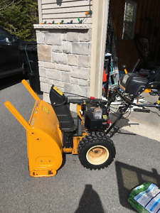 Price Reduced!! Cub Cadet Snowblower
