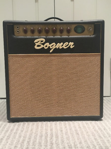 RARELY USED BOGNER METROPOLIS REVERB COMBO AMP FOR SALE!