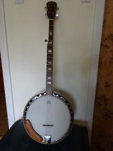 Banjo 5 cordes