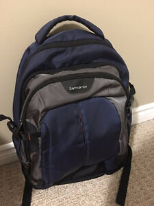 Samsonite laptop backpack in very good condition Kitchener / Waterloo Kitchener Area image 3