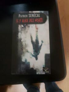 Patrick senecal IL Y AURA DES MORT