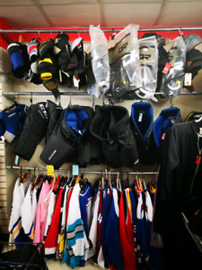 SportsSwappers: New and Used Hockey Equipment