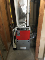 Furnace and Gas Appliance Installs