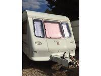 Elddis magnum 2001 caravan reduced